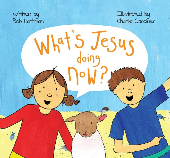 What's Jesus Doing Now?. (Paperback)