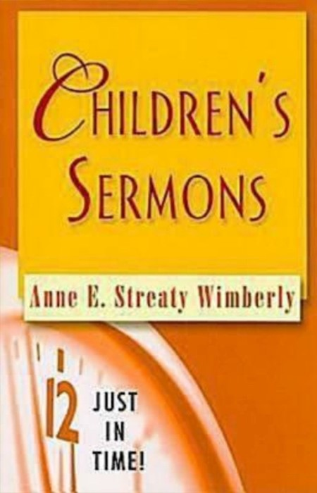 Just In Time! Children's Sermons (Paperback)