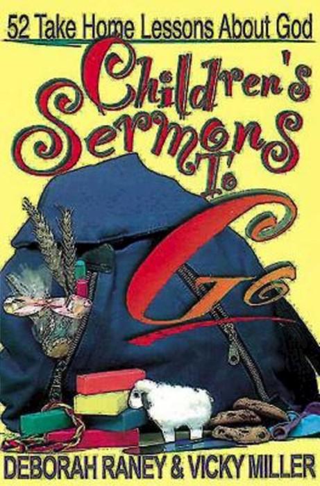 Children's Sermons to Go (Paperback)