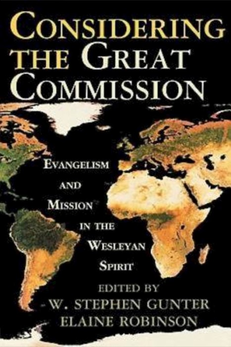 Considering The Great Commission (Paperback)