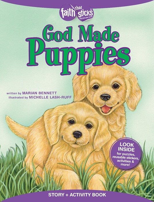 God Made Puppies (Paperback)