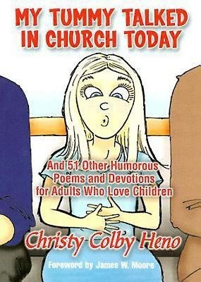 My Tummy Talked In Church Today (Paperback)