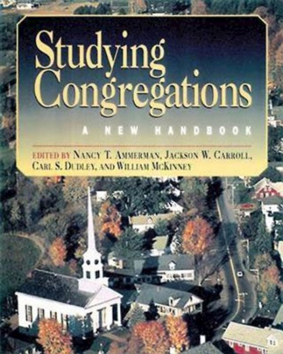 Studying Congregations (Paperback)