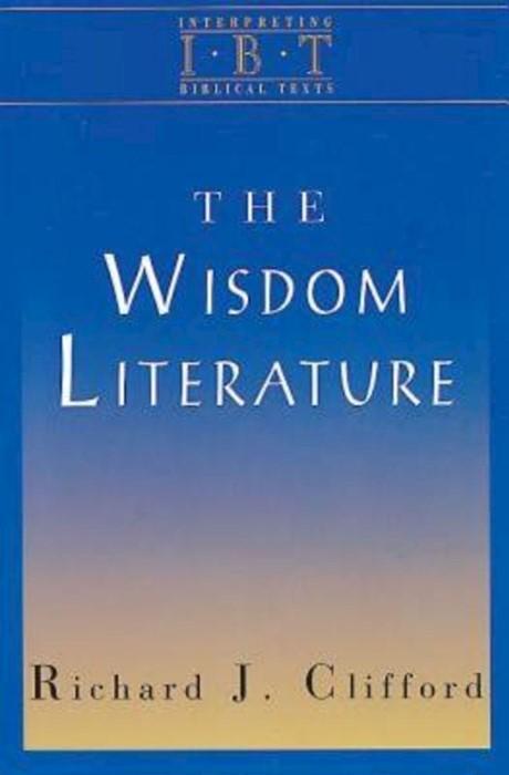 The Wisdom Literature (Paperback)
