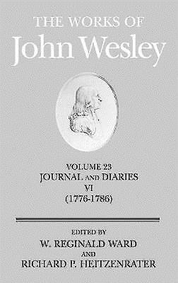 The Works of John Wesley Volume 23 (Hard Cover)