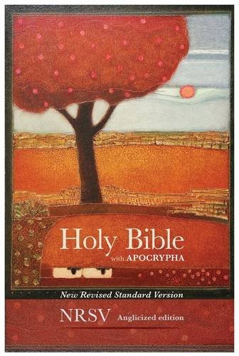 NRSV Anglicised Popular Bible With Apocrypha (Hard Cover)