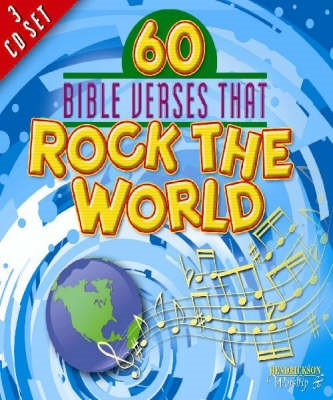 60 Bible Verse That Rock World (CD-Audio)