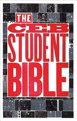 CEB Student Bible Black Decotone (Paperback)