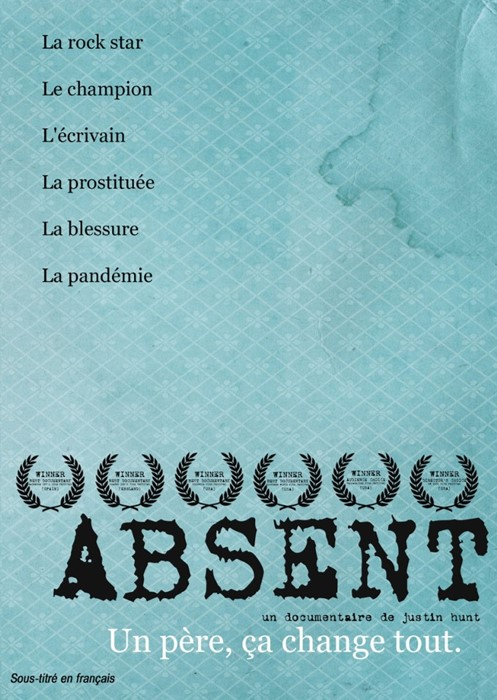 Absent French Edition DVD (DVD Audio)