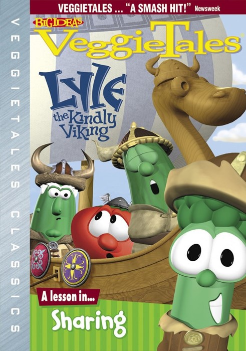 Veggie Tales: Lyle the Kindly Viking DVD (DVD)