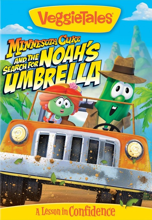 Veggie Tales: Minnesota Cuke and the Search for...DVD (DVD)