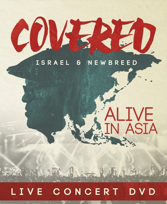 Covered: Alive in Asia DVD (DVD Video)