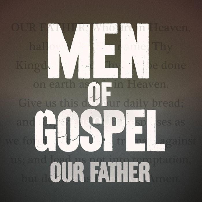 Men of Gospel Our Father CD (CD-Audio)