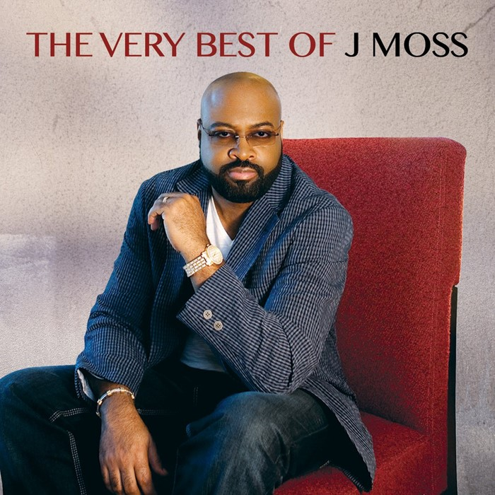 Very Best of J Moss CD (CD-Audio)