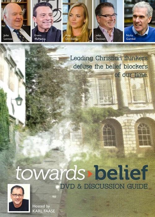 Towards Belief (DVD Audio)