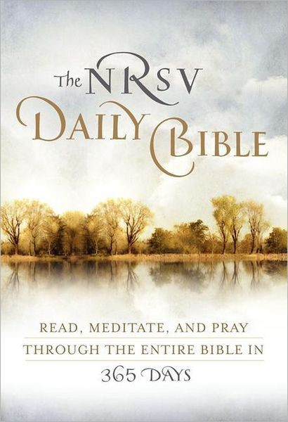 NRSV Daily Bible (Paperback)
