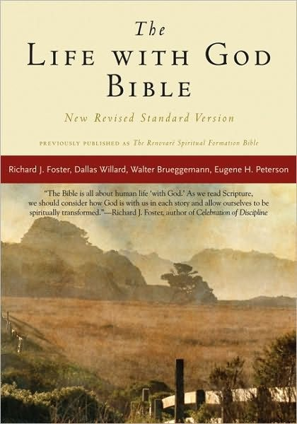 NRSV Life With God Bible (Paperback)