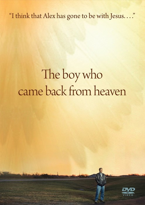 The Boy Who Came Back From Heaven (DVD Audio)