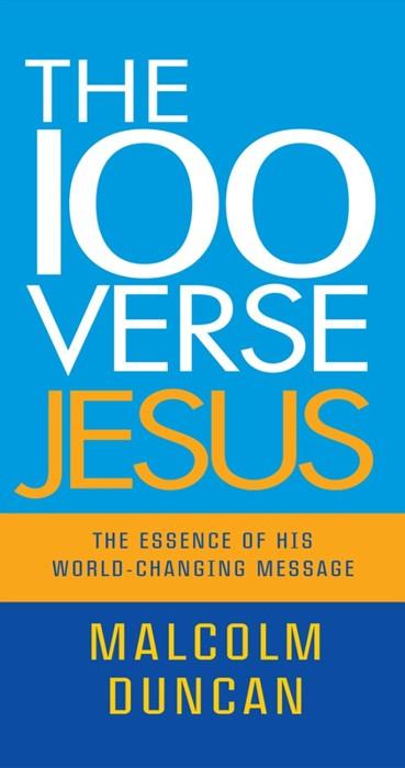 The 100 Verse Jesus (Paperback)