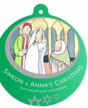 Simeon & Anna's Christmas Pack of 10 + 1 (Novelty Book)