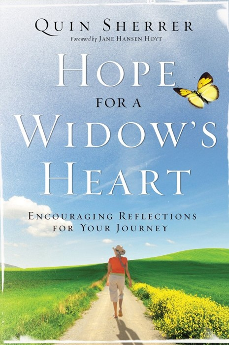 Hope For A Widow'S Heart (Paperback)