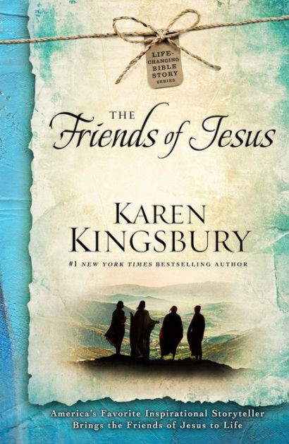 The Friends of Jesus (Hard Cover)