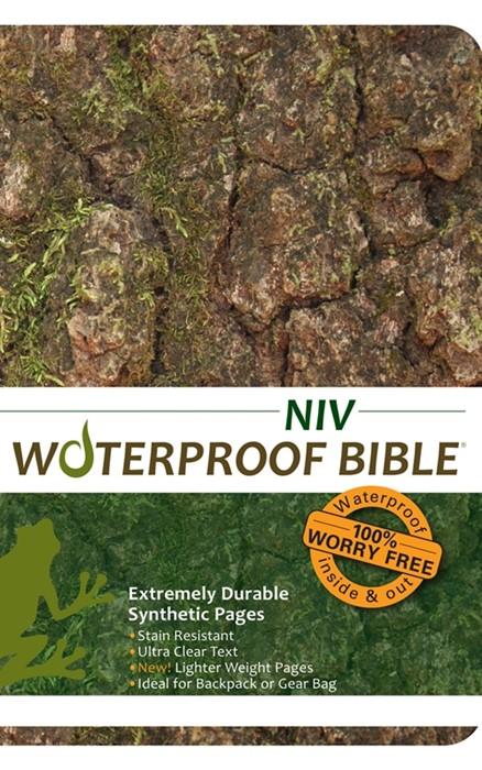 NIV Waterproof Bible Camo (Paperback)