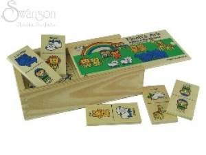 Noahs Ark Animal Dominoes