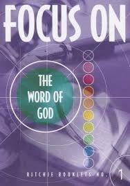 RB: 1 Focus On The Word Of God