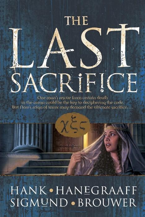 The Last Sacrifice (Paperback)