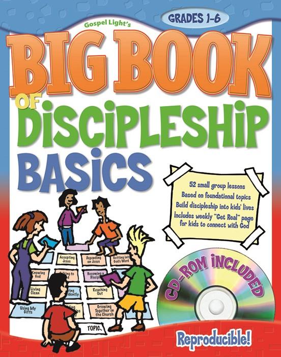 Big Book of Discipleship Basics (Paperback)