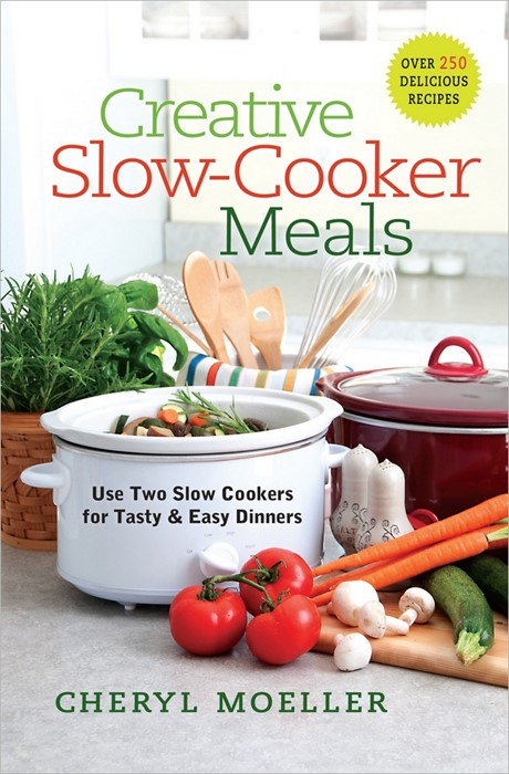Creative Slow-Cooker Meals (Spiral Bound)