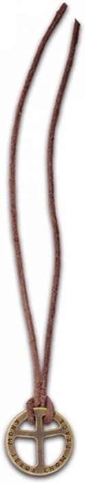 Necklace - Peace Cross