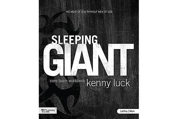 Sleeping Giant Member Book (Paperback)