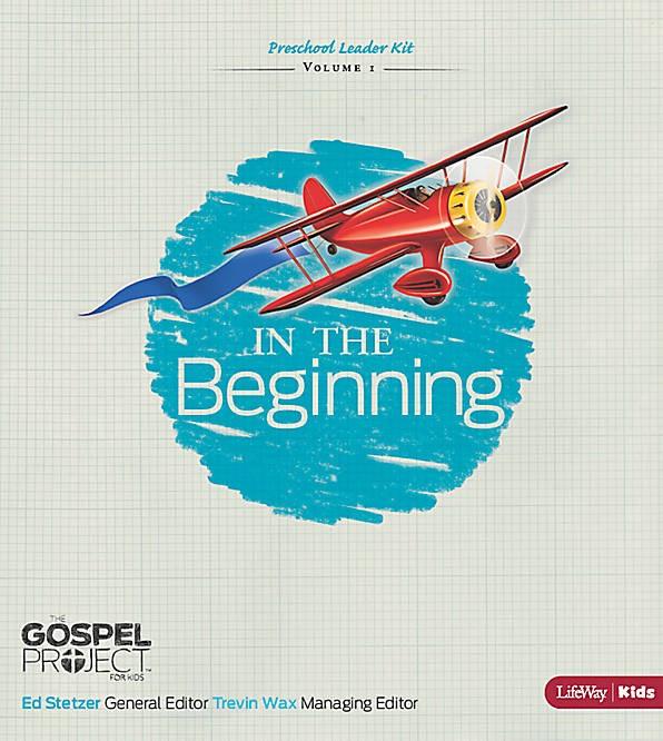 In the Beginning: Preschool Leader Kit (Kit)