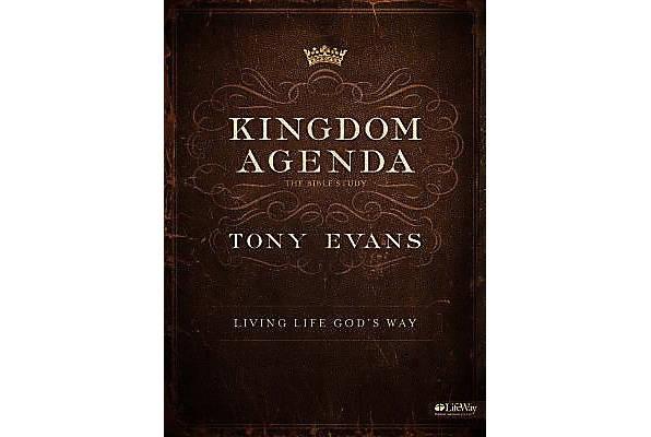 Kingdom Agenda Member Book (Paperback)