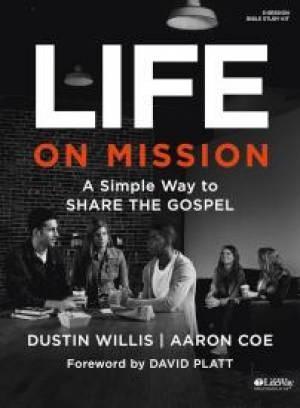 Life on Mission - Leader Kit (Hard Cover w/ DVD)