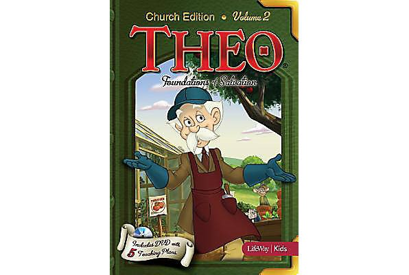 Theo: Foundations Of Salvation Vol.2 Leaders Kit Incl. DVD (Paperback w/DVD)