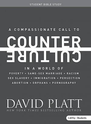 Counter Culture Student LeaderKt (Hard Cover w/ DVD)