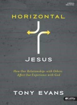 Horizontal Jesus - Bible Study Kit (Hard Cover w/ DVD)