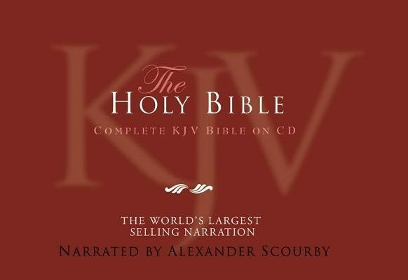 KJV NT On CD Ny/Case/Black (CD-Audio)