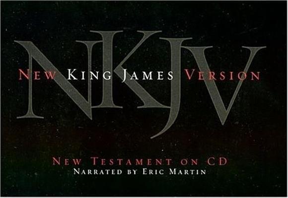 NKJV Audio CD Bible (CD-Audio)