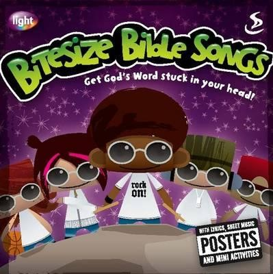 Bitesize Bible Songs : Get God's Word Stuck in Your Head! (CD-Audio)