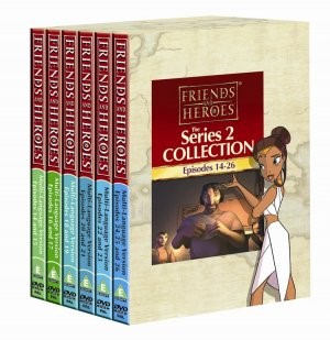 Friends and Heroes Series 2 (DVD)