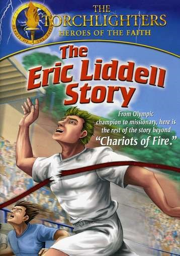 Torchlighters: The Eric Liddell Story DVD (DVD)