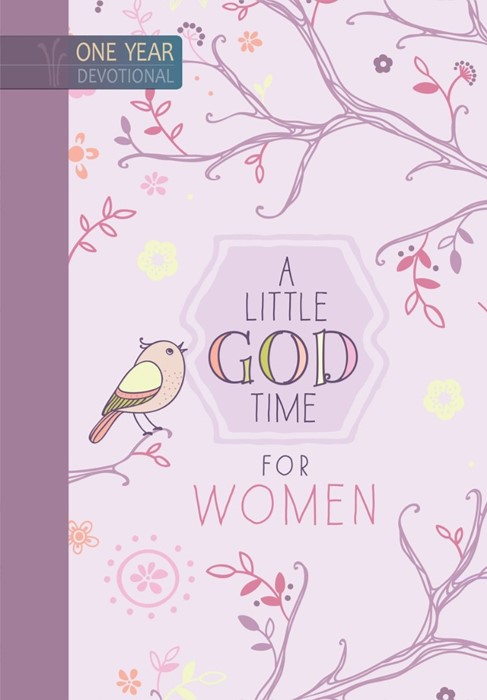 Little God Time For Women, A (Hard Cover)