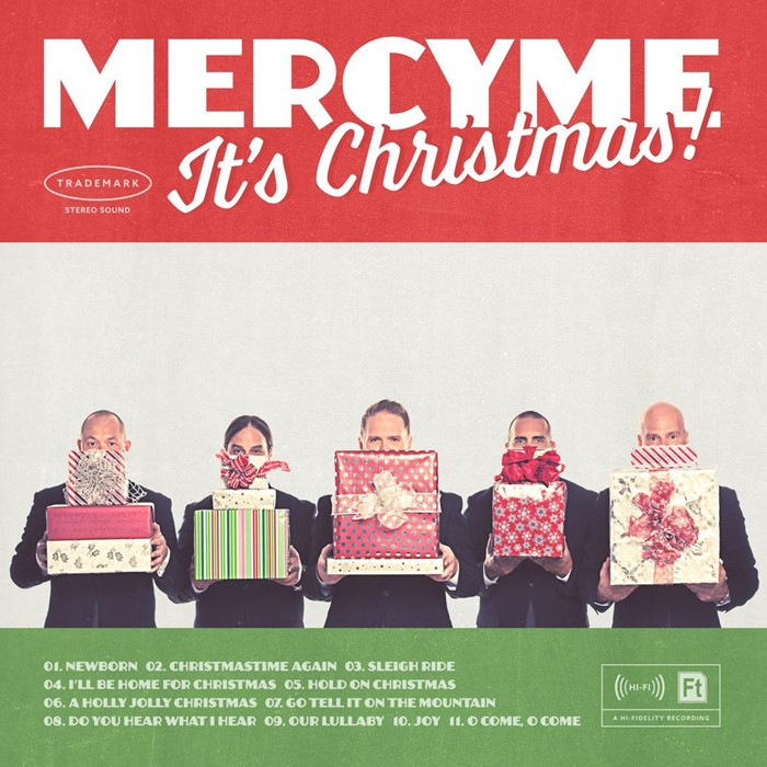 Mercy Me It's Christmas! (CD- Audio)