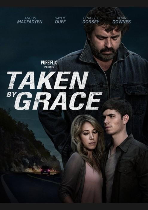 Taken By Grace DVD (DVD Video)