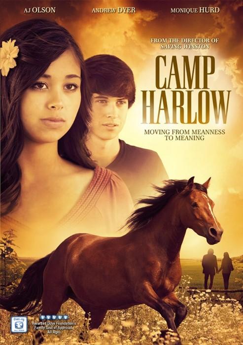 Camp Harlow DVD (DVD Video)
