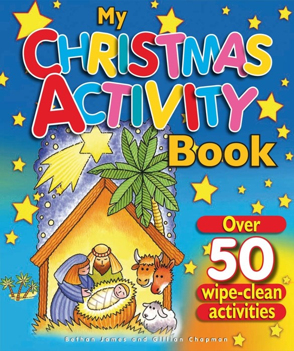 My Christmas Activity Book (Other Book Format)